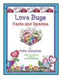 Love Bug Valentine Facts and Opinions