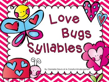 Love Bugs Syllables