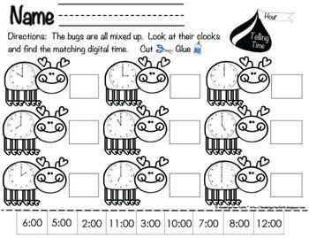 Love Bugs: Time, Money & Measurement Unit