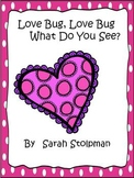 Love Bugs Valentine's Day Book