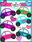 "Love ""Bugs"" Valentine's Day Clip Art"