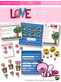 Love Bugs Valentines Theme Pack