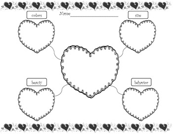 Love Bugs Writing Activity