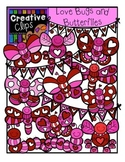Love Bugs and Butterflies {Creative Clips Digital Clipart}