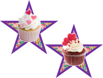 Love Cupcakes Star Reward