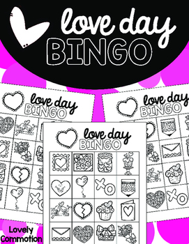 Love Day Bingo