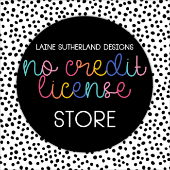 Love Digital! No Credit License - Entire Store - PLEASE READ TOU BELOW
