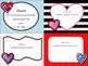 Love For Your Littles: Editable Valentines for Teachers!