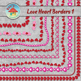 Love Heart Borders 1