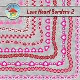 Love Heart Borders 2