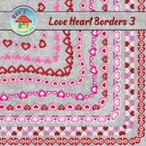 Love Heart Borders 3