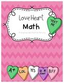 Love Heart Math