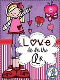 Love Is In The Air {10 Literacy Centers & 5 Interactive No