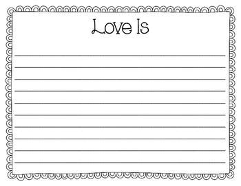 Love Is Poem