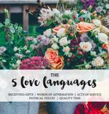 Love Languages / Psychology Activity