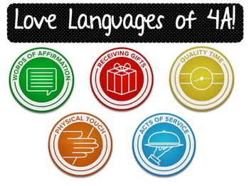 Love Languages for Students