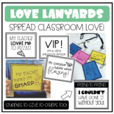 Love Lanyards: Compliment Cards for Students to Wear