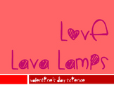 Love Lava Lamp Science Experiment