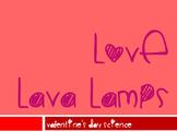 Love Lava Lamp Science Experiment