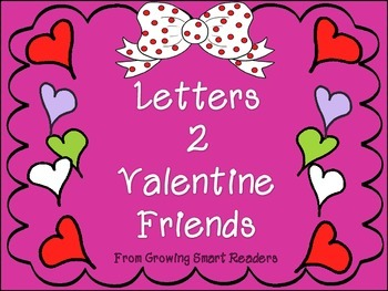 Letters to Valentine Friends {FREE}