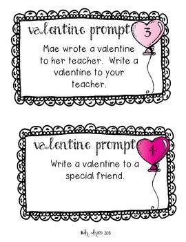 Love Letters {Grammar, Reading & Writing Skills}
