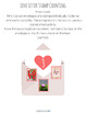 Love Letters: Valentine's Day Mini Bundle -PreK- Literacy, Math, Writing, Motor