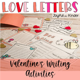 Love Letters - Valentine's Writing