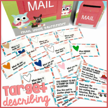 Love Letters for Articulation and Describing