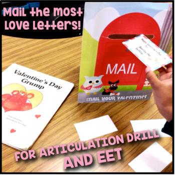 Articulation and Describing for Valentine's Day