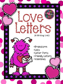 Love Letters for Valentine's Day (or any day)
