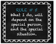 Love & Logic Rule Posters Chalkboard w/ Teal