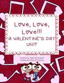 Love, Love, Love! Valentine's Unit