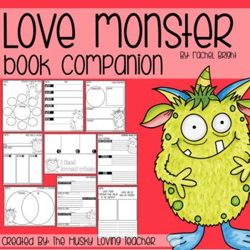 Love Monster Comprehension Guide