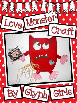 Love Monster Craft