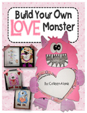 Love Monster Craftivity