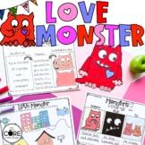 Love Monster Digital Read-Aloud | Distance Learning