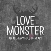 Love Monster Font for Commercial Use