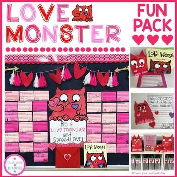 Love Monster Fun Pack