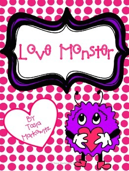 Love Monster Informative Writing