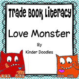 Love Monster Literacy Activities