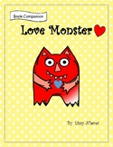 Love Monster Mini Book Companion