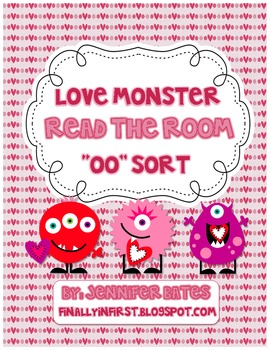 "Love Monster Read the Room ""oo"" sort"