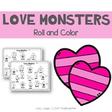 Love Monster Roll and Cover