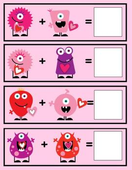 Love Monsters Math Code Station