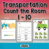 Transportation Count the Room