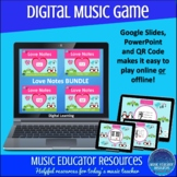 Love Notes | BUNDLE | Digital Music Game