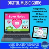 Love Notes | Bass Clef | Digital Music Game