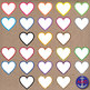 Love Notes Digital Notecards- Neon & Glitter- Valentine's