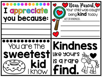 Love Notes: Spreading Kindness One Note at a Time #kindnessmatters