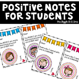 Student Love Notes (Notes Of Inspiration To Share With Students)